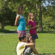 Children At The Park — Stock Photo #31942855