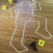 Crime Scene — Stock Photo #31943249