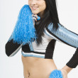 Cheerleader — Stock Photo #31944935
