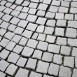 Cobblestone Road — Stock Photo