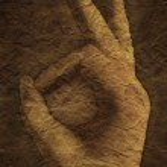 Hand Symbol — Stock Photo