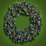 Christmas Wreath — Stock Photo #31946483