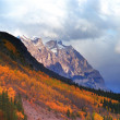 Mountain Slope In Fall — Stock Photo #31946503