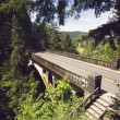 Bridge And Road Over Ravine — Stock Photo #31946939
