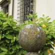 Decorative Cornerstone — Stockfoto