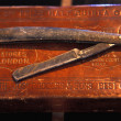 Photo: Antique Shaving Blade