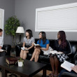 Group Of Women Having A Bible Study — Foto Stock