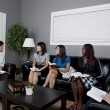 Group Of Women Having A Bible Study — 图库照片