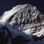 Mountain With Snow — Stock Photo