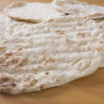 Baked Pita Bread — Stock Photo