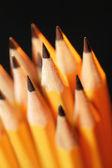 Ostré tužky — Stock fotografie