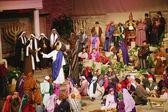 Jesus Rebukes The Pharisees — Stock Photo