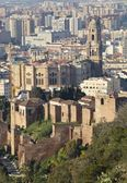 Malaga, Malaga Province, Costa Del Sol, Spain — ストック写真