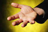 Outstretched Hand — Stock Photo