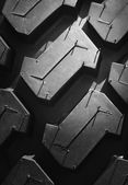 Tire Tread Texture — Stock Photo