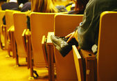 Lecture Hall — Stock Photo