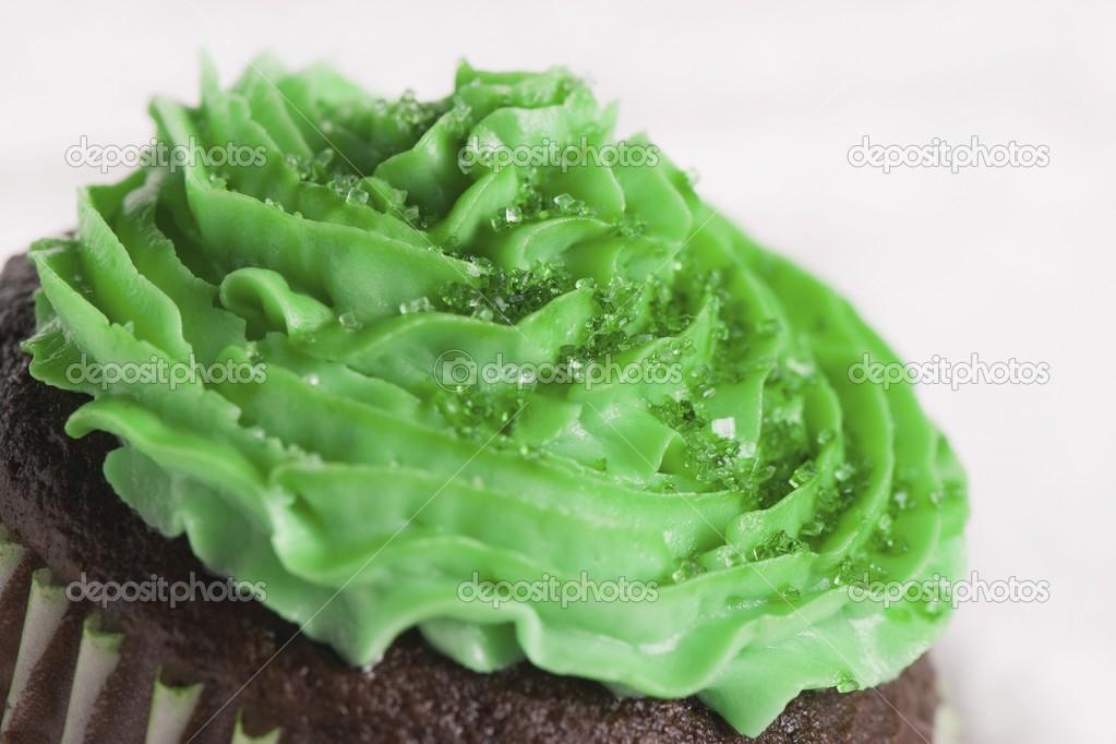 Глазурь зеленая как сделать