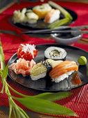 Oriental food — Stock Photo