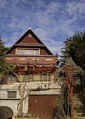 Summer house — Stock Photo
