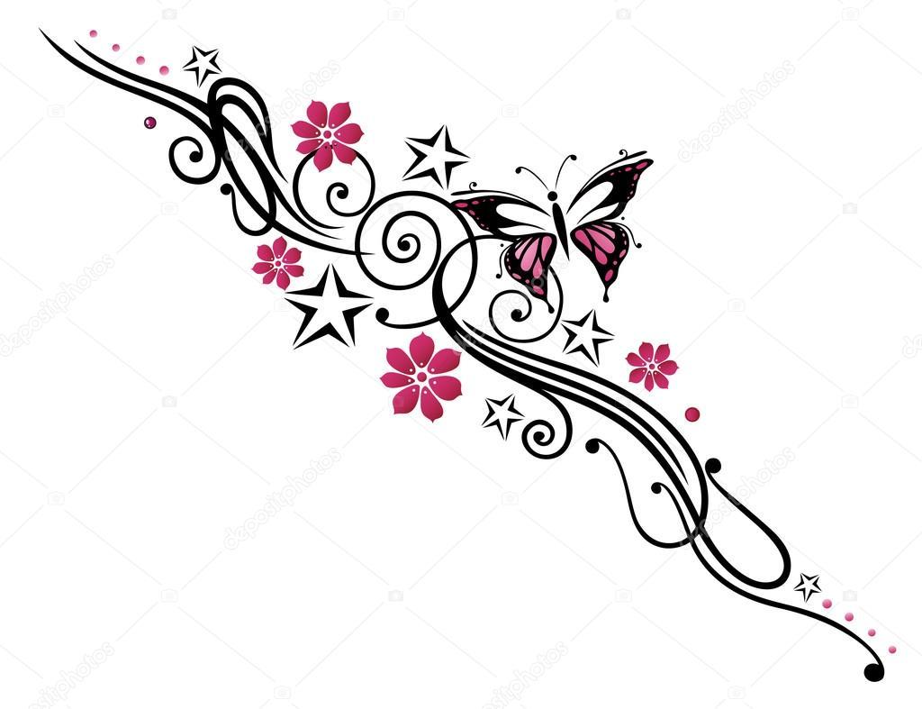 Borboleta Vetor Download Pictures To Pin On Pinterest Tattooskid -> Borboleta Vetor