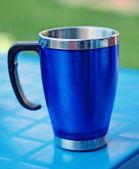 Thermos Mug — Stock Photo