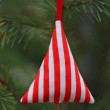 Stock Photo: Christmas ornament on Christmas tree