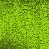 Simple vector background of old cracked paint — Vettoriale Stock