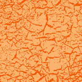 Simple vector background of old cracked paint — 图库矢量图片