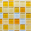 Colorful brick on the wall — Stock Photo