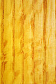Yellow wooden texture background — Stock Photo