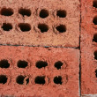 Three Structural Bricks — Stock Photo