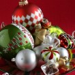 Christmas Ornaments — Stock Photo #35461741