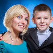mom with son — Stock Photo #31638259