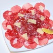Carpaccio — Stock Photo