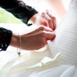 Wedding Dress — Stock Photo #31997651