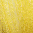 Yellow veil  texture — Stock Photo