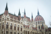 Hungarian Parliament — Stockfoto