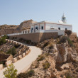 Faro del Albir — Stock Photo