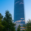Torre Iberdrola — Stock Photo