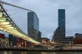 Ría de Bilbao — Stockfoto
