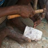 Indian handiwork — Stock Photo