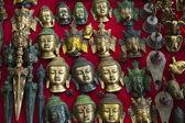 Decorative oriental souvenirs — Stock Photo