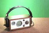 Modern radio — Stock Photo