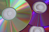 CDs - Compact Computer Discs — Stock Photo