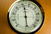 Higrometre - Hava nem ölçer — Stok fotoğraf