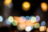 Bokeh of light background. — Stock Photo