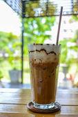Eiskaffee — Stockfoto