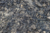 Asphalt in Construction Division — Stock Photo