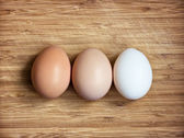 Chicken egg — Stockfoto