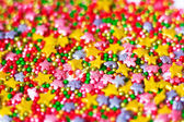 Colored texture, sweets, sugar — Stock Photo